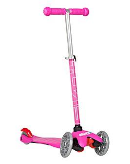 Evo + Atom Mini Scooter Pink