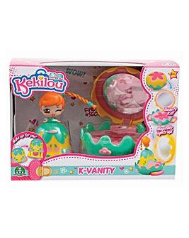 Kekilou K-Vanity Mini Playset 2