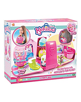 Kekilou Party Bag Playset