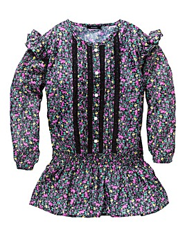 KD EDGE Girls Ditsy Blouse Gen (9-13 yr)