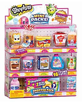 Shopkins Mini Packs Collector