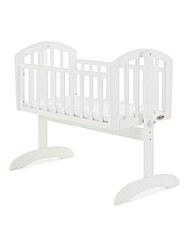 Obaby Sophie Swinging Crib & Mattress