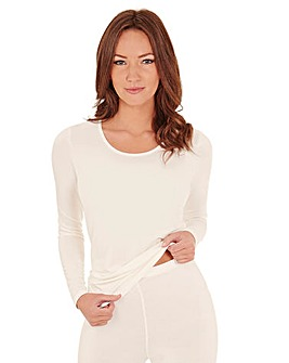 Charnos Second Skin Thermal Long Slv Top