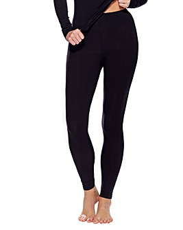 Charnos Black Thermal Leggings
