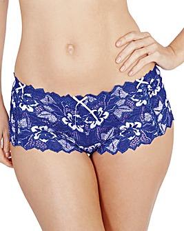 Lepel Fiore Blue/Ivory Shorts