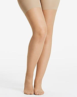 Pretty Polly Curves 3Pk Sherry Tights