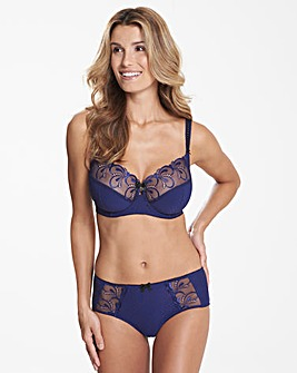 Bestform Santorin Ink Balcony Wired Bra