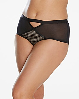 Rougette Alexa Geo High Waist Briefs