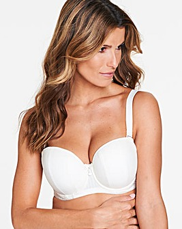 Curvy Kate Luxe Multiway Ivory Bra
