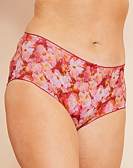 Goddess Kayla Floral Briefs
