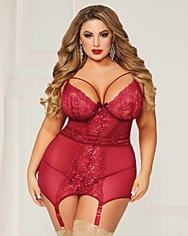 7269df41da6b Seven Til Midnight In Vogue Chemise Set
