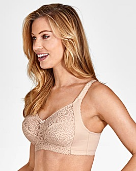 Miss Mary Beige Non Wired Minimiser Bra