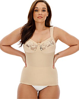 Miss Mary Beige Shaping Camisole