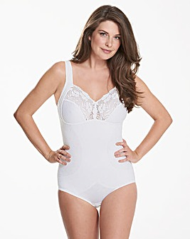 Miss Mary Jacquard and Lace Bodyshaper