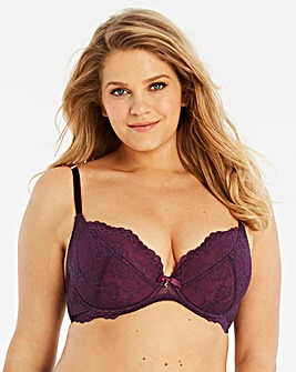 Gossard Superboost Lace Purple Bra