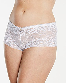 Ann Summers Sexy Lace White Shorts