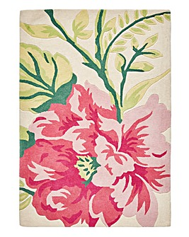Joe Browns Floral Trail Wool Rug Large