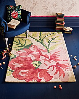 Joe Browns Floral Trail Wool Rug