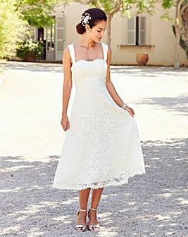 Joanna Hope Lace Prom Dress