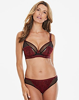 Curvy Kate Dragonfly Plunge Wired Bra