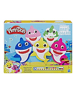 Play-Doh Baby Shark Set