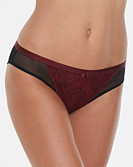 Curvy Kate Dragonfly Brazilian Briefs