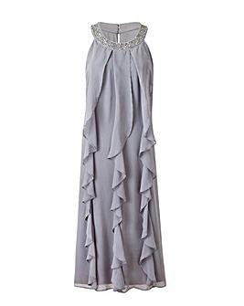 Joanna Hope Frill Swing Dress