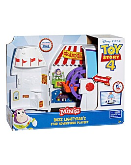 Toy Story 4 Mini Star Adventure Playset