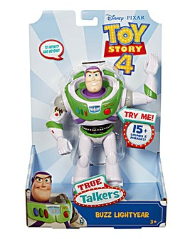 Toy Story 4 True Talker Buzz Lightyear