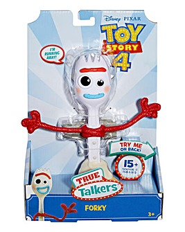 Toy Story 4 7inch True Talker Forky