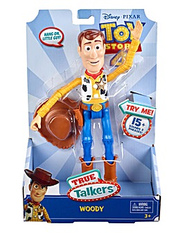 Toy Story 4 7inch True Talker Woody