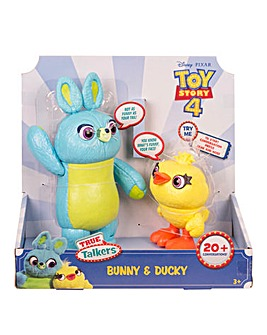 Toy Story 4 Interactive Furry & Feathers