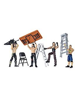 WWE Wrekkin Figure Assortment