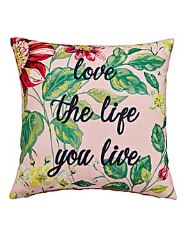Joe Browns Love Life Cushion