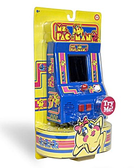 Ms Pac-man Mini Arcade Game (4C Screen)