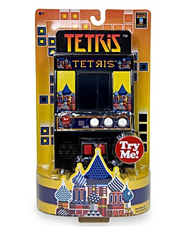 Tetris Mini Arcade Game (4C Screen)
