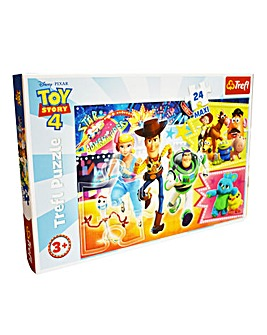 Disney Toy Story 4 24 Piece Maxi Puzzles