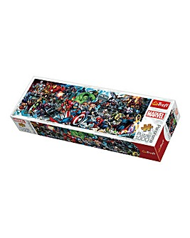 Join The Marvel Universe Panorama Puzzle