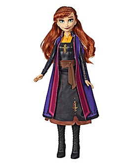Disney Frozen Light Up Doll - Anna
