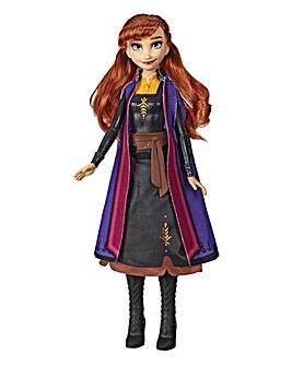 Disney Frozen Light Up Doll - Anna