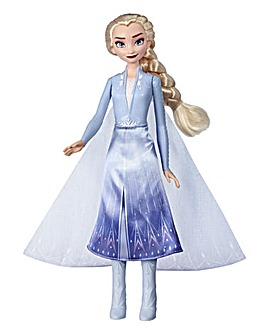 Disney Frozen Light Up Doll - Elsa
