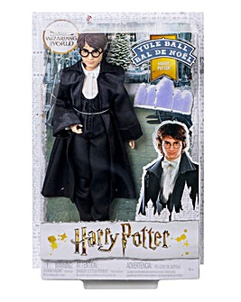 Harry Potter Yule Ball Doll