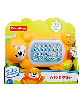 Fisher-Price A to Z Otter