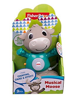 Fisher-Price Musical Reindeer