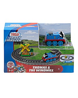 Thomas and the Windmill Push Along Playset