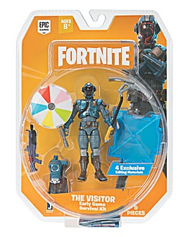 Fortnite Early Game Survival Kit