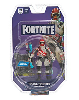 Fortnite Solo Mode Triage Trooper