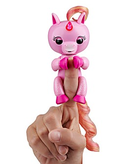 Fingerlings Light Up Jojo Unicorn