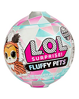 LOL Surprise Fluffy Pets Winter Disco