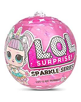 LOL Surprise Dolls Sparkle Series Asst
